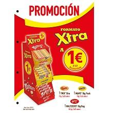 LOTE EXTRA (1€ C/U) TWIX+M&M+MALTESER