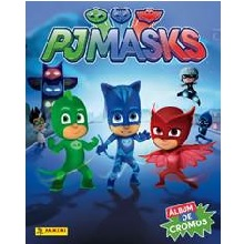 CARTON PJ MASK (ALBUM + 4 SOBRES)