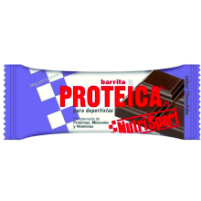 BARRITA NUTRISPORT PROTEICA CHOCOLATE 24