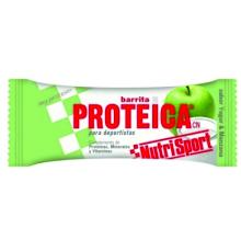 BARRITA NUTRISPORT PROTEICA YOGURTH-MANZ