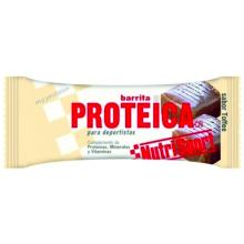 BARRITA NUTRISPORT PROTEICA TOFFE 24U