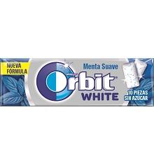 ORBIT WHITE OTC MENTA SUAVE 30 UD