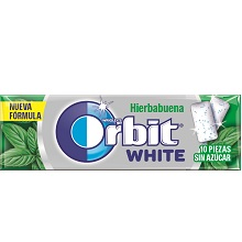 ORBIT WHITE OTC HIERBABUENA 30 UD