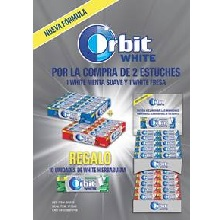 LOTE ORBIT WHITE