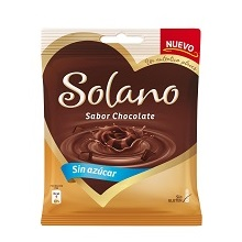 CAR.SOLANO CHOCOLATE 99GRS 30 UDS