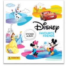 CARTON DISNEY FAVOR FRIENDS(ALBUM+4SOBR)
