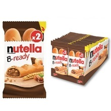 NUTELLA B-READY T.2X24 UDS