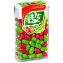 TIC TAC APPLE MIX 12 UDS