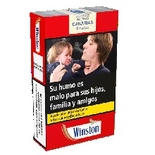 WINSTON RED SOFT 20S 10 UD
