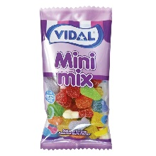 BOLSAS MINI MIX 75 GRS 10UDS