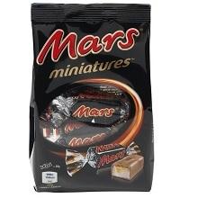 MARS MINIATURA 130 GRS