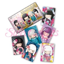SOBRES PHOTOCARDS KIMMIDOLL 24 UDS