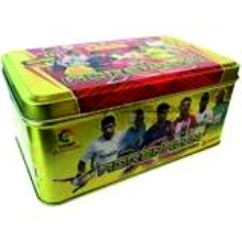 COMPACT TIN BOX ADRENALYN XL 18/19 6U