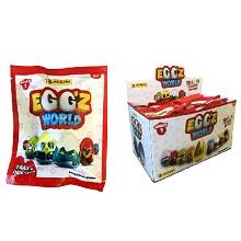 SOBRES 3D EGG'Z WORLD 30 UDS