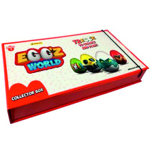 COLLECTOR BOX EGG'Z WORDL (ARCHI+2S) 1U