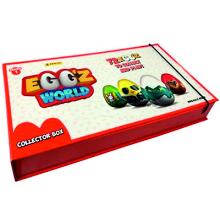 COLLECTOR BOX EGG'Z WORDL (ARCHI+2S) 1U
