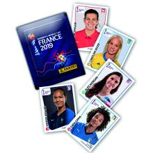 SOBRES WORLD CUP WOMEN 2019 50 UDS