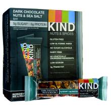 BE KIND DARK CHOCOLATE NUTS&SEASALT 12 U