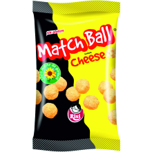 MATCH BALL QUESO 105 GRS 10 UDS