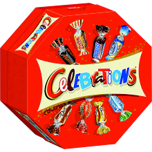 CELEBRATIONS CENTERPIECE 186 GRS 1 UDS