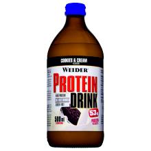 PROTEIN DRINK WEIDER COOKIES 500ML 12UDS