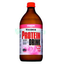 PROTEIN DRINK WEIDER FRESA 500 ML 12 UDS