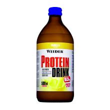 PROTEIN DRINK WEIDER VAINILLA 500 M 12U