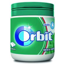 ORBIT MENTA FUERTE BOX 6 X 60 UDS