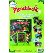 CARTÓN MONCHHICHI (ALBUM+4SOBRES) 1 UD