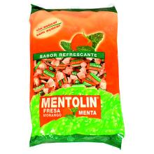 MENTOLIN FRESA S/AZUCAR 1 KG