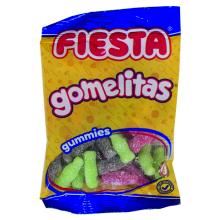 GOMELITAS BOTELLITAS FIESTA 100G 15U