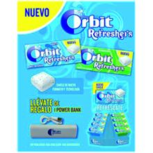 LOTE ORBIT REFRESHERS 32 UDS