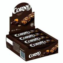 CORNY CHOCOLATE NEGRO 25 GRS 12 UDS