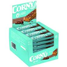 CORNY 0% CHOCOLATE 20 GRS 24 UDS