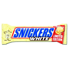 SNICKERS WHITE 49 GRS 32 UDS (ED. LIMIT)