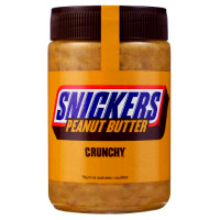 CREMA CACAHUETE SNICKERS 225 GRS 6 UDS