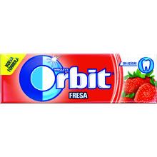 ORBIT FRESA GRAGEA 30 UDS.