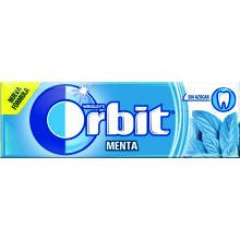 ORBIT MENTA GRAGEAS 30 UDS.