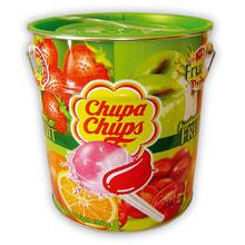 CHUPA CHUPS ORIGINAL 150 UDS