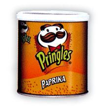 PRINGLES PAPRIKA 40 GRS