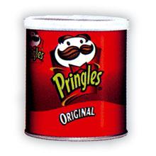 PRINGLES ORIGINAL 40 GRS